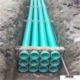 Gutes chemisches beständiges FRP Kabelhülle-Rohr im Regen-Wasser oder dem Meerwasser
