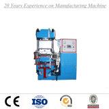 二重ワーク・ステーションの自動油圧ゴム製加硫の出版物機械