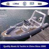 Bestyear nouveau RIB680un bateau