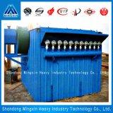 Application du filtre anti-poussière MD Off-Line pour poubelle dans les produits chimiques, alimentaires, du tabac et d'autres industries