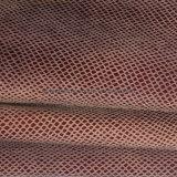 핸드백, 의복 및 단화를 위한 부조세공한 가죽