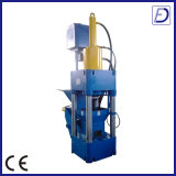 Hydraulisches Gebrauch-hölzernes Chip-Brikett, das Maschine herstellt