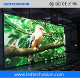 Parete dell'interno dello schermo LED 4k TV del più piccolo passo di HD (P1.5mm, P1.6mm, P1.9mm, P2.0mm)