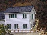 Estructura de acero prefabricados modulares de oficina de la construcción de la construcción de casas prefabricadas