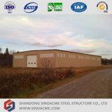 Sinoacme fabricado de acero de la luz de la estructura de bastidor para almacén