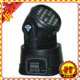 1つのLED移動ヘッドライトに付きHuyn-808 18PCS*3W 4つ