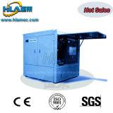 Double machine de filtration de transformateur de vide d'étapes de Dvp