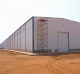 조립식 가벼운 강철 구조물 모듈 창고 건물 (KXD-SSW16690)