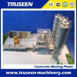 Тип конкретная машина скипа конструкции смешивая завода