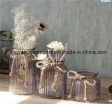 Фабрика обеспечивает вазу горячего надувательства свободно образца стеклянную/стеклянную бутылку