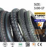 Afrika-zerteilt Hochleistungsreifen-Motorrad Motorrad-Motorrad-Reifen-Motorrad-Gummireifen 3.00-18