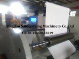 필름 병 접착성 라벨 UV 접착성 코팅 기계