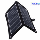 10W 5V Sunpower 2 die - de Lader van het Zonnepaneel met het BinnenControlemechanisme van het Voltage voor Slimme Telefoons vouwen, iPhone, iPad, de Bank van de Macht, 3.7V Batterij (fsc-10AT)