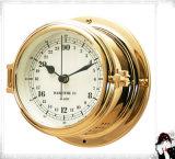Numeração de numerais romanos de 24 horas, relogio de tempo militar náutico de 150 milímetros