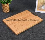 Certificado FDA LFGB 100% Placa de corte de bambu com qualidade alimentar