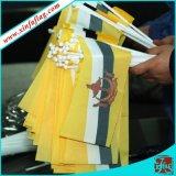Флаг полиэфира развевая/рекламировать знамя сигнального флажка