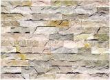 Природные культуры камня плитки на стене