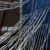Hilado tajado de la fibra de vidrio del hilado de la fibra de vidrio que vaga para la máquina de enrollamiento