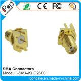 Connecteur coaxial des connecteurs SMA Khd2600 pour le connecteur de SMA