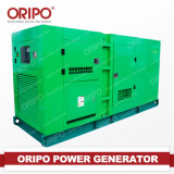 디젤 엔진 열려있는 유형을%s 가진 100kVA/80kw Pmg 발전기