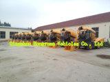 4m3のHongyuanのブランドのSelf-Loading具体的なミキサー、95kwエンジン