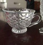 Taza de consumición del vidrio de cerveza con la taza Sdy-J00155 de la alta calidad