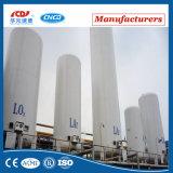 Tanque de gás do argônio do oxigênio líquido/nitrogênio de tanque de armazenamento criogênico do Lox/Lin/do gás indústria do Lar