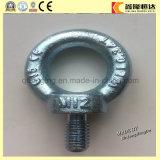 Aço inoxidável Cor Zinco galvanizado DIN 580 M10 Olho Bolt