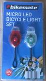 Миниый свет Bike 2 СИД установленный с белым и красным стробом СИД для Aldi