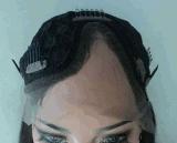 Parrucche brasiliane dei capelli umani della parte di U