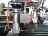 Una gran potencia de corte láser de plástico y materiales sintéticos