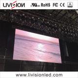 P3.91舞台の背景のための屋内使用料のLED表示スクリーン