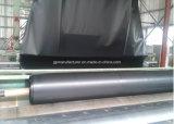 Geomembrana de HDPE utilizada na camisa Pod de peixe