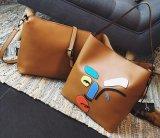 Neue Form-Handtaschen, die zusammengesetzten Beutel nähen. (BDMC136)