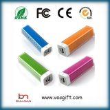 заряжатель USB батареи телефона крена силы промотирования ABS 2200mA портативный