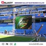 Visualizzazione di parete esterna di RGB P3.91/P4.81 LED di alta qualità video per l'evento, affitto