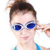 Frauen-UVschutz-SicherheitCpswim-Glas