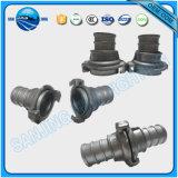 Accoppiamento di tubo flessibile personalizzato dell'acciaio inossidabile