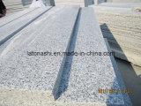 中国はステップのためのG603、Padangライト、Padangの白い灰色の花こう岩階段または暴徒を磨いた