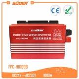 Inverseur pur d'onde sinusoïdale à C.A. de C.C de Suoer 24V 220V 1000W véritable (FPC-H1000B)