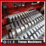 Китай гофрировал лист плитки толя металла делая машину