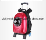 Wheels Space Capsule Double Shoulder Pet Dog Carrier Backpack Bag