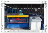 Rolo da folha da telhadura do metal da cor de Kxd 1000 que dá forma à maquinaria