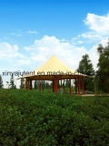 Impermeable Mouldproof Luxury Canvas Safari Tiendas Hotel Bell Tent