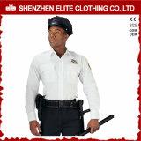 2017 de Goedkope In het groot Lichtblauwe Witte Douane van Mensen ons het Overhemd van de Politie (elthvj-287)
