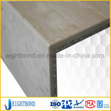 Panneau en aluminium en pierre de marbre ultra-mince pour la bonne quantité et le meilleur prix