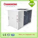 Воздух к системе рефрижерации теплового насоса машины охладителя воды охлаждая
