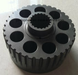 Mini pièces de rechange de pompe hydraulique de l'excavatrice MAG33