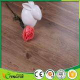 Migliore pavimentazione del PVC della colla di uso impressa di prezzi legno sottile