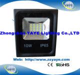 Hete Yaye 18 verkoopt het LEIDENE van Ce & van RoHS SMD5730 10W /20W Licht van de Vloed/10W LEIDENE Schijnwerper/10W LEIDENE Projector
